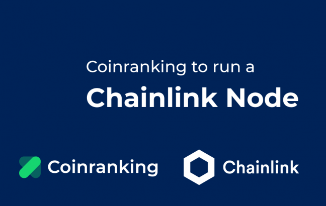 Chainlink-&-Coinranking